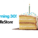 The ReStore turns 30
