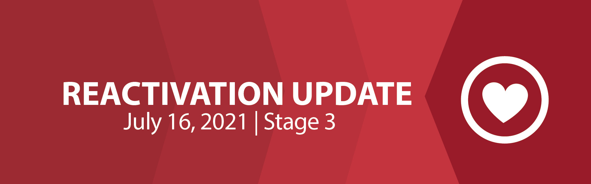 YMCA Niagara Reactivation Update