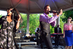 Limited live music series returns to Fonthill Bandshell Aug. 5
