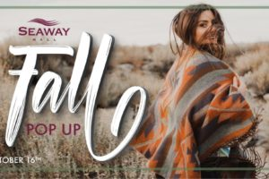 Call for Vendors! @SeawayMall Fall Pop Up October 16th