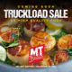 M.T.'s Truckload Sales – Up to 20% Off!