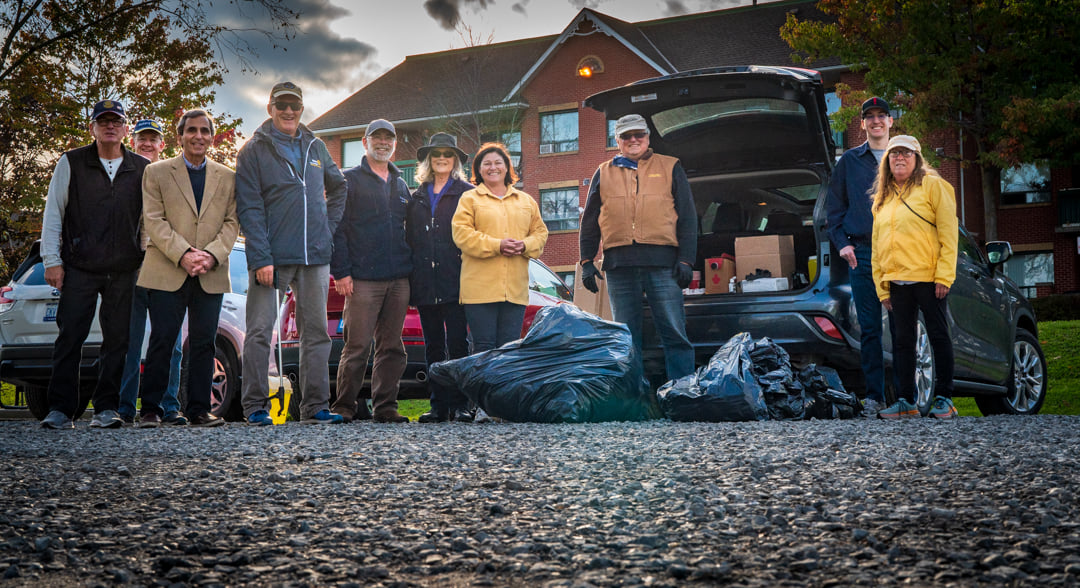 Day of Service: Welland Park Clean-Up