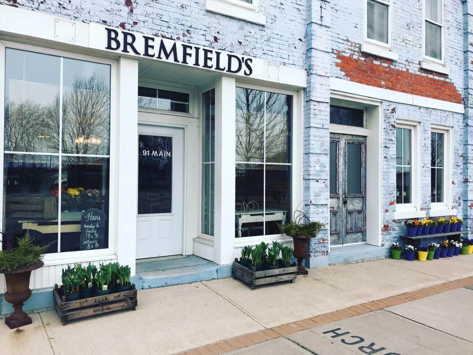 Bremfield's Harvest Vendor Market