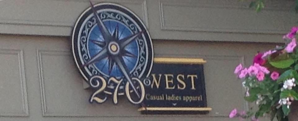 270 Degrees West Reopens on May 19th with Store Operations Adapted For Everyone's Safety