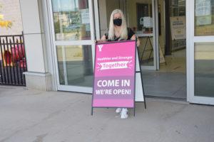Port Colborne YMCA Now REOPENED!