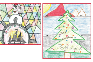 """A Call to Children for """"Christmas in Port Colborne"""""""