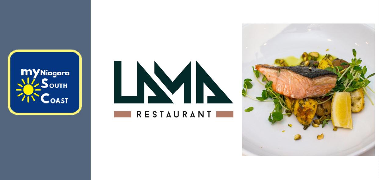 On myNiagara South Coast: It's LAMA Restaurant's 2 year Anniversary!