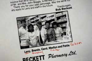 Boggio Family of Pharmacies – 'We Haven't Forgotten Where We Came From'