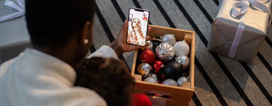 Making connections, even virtually, important during holidays