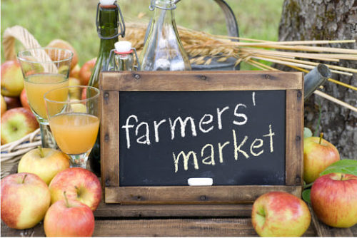 Apply Now! Become a Vendor at the Stevensville Farmers' Market