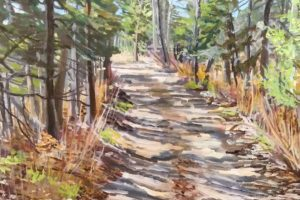 Artist Retreat Sept 11-18, 2021 at Wee Point Resort on Picturesque Manitoulin Island