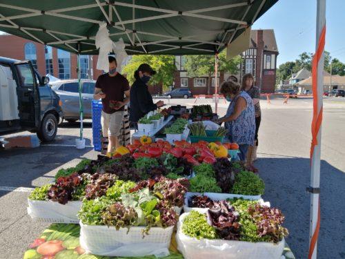 Its Farmers' Market Season! Port Colborne Market Now Open for the Season