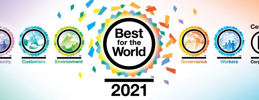 """PenFinancial Credit Union recognized among B Corp """"Best in the World"""""""