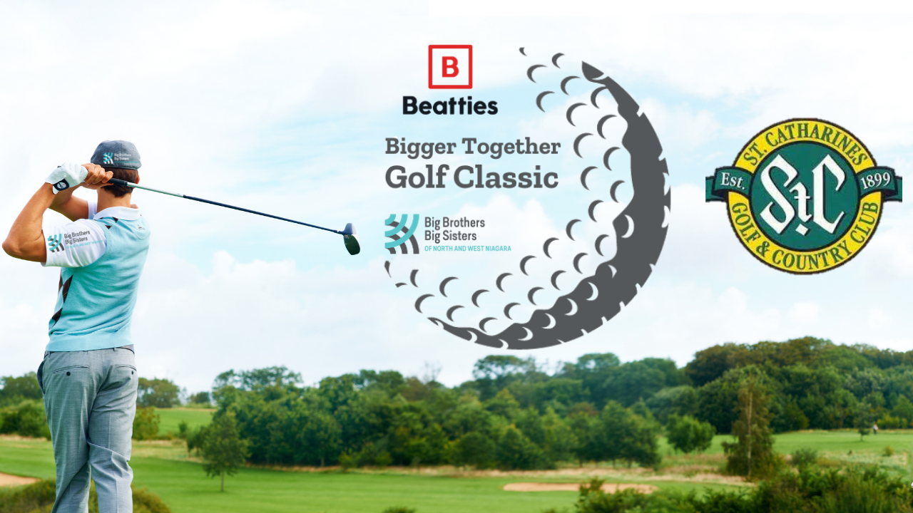 Beatties Becomes Title Sponsor Of The Big Brothers Big Sisters Of North & West Niagara Golf Tournament