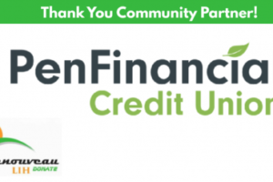 Renouveau Community Partner Thank you to PenFinancial Credit Union