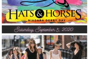 Hats and Horses Rescheduled for Saturday September 15th