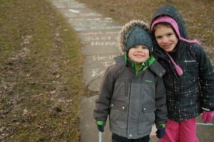 Coping wIth Coronavirus Pandemic – Advice from a Seven Year Old