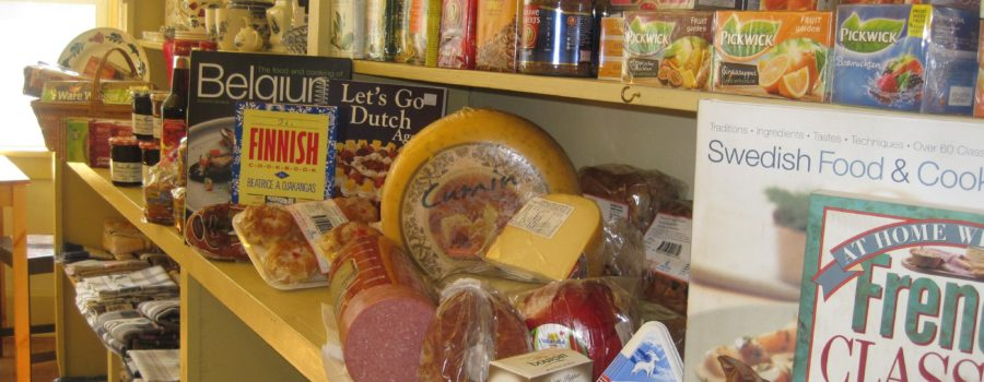 European Pantry is Open for Your Grocery Needs