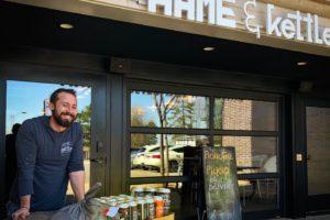 Kame & Kettle Beer Works 'PICNIC TABLE pickups and deliveries'