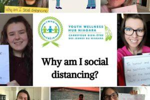 Why am I Social Distancing? #StayHomeNiagara