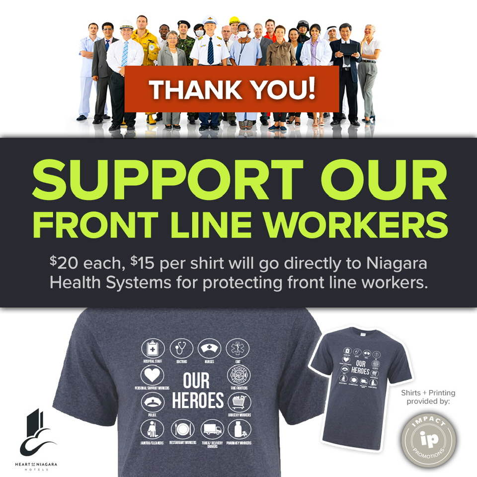 OUR HEROES ~ Support our Front-line Workers