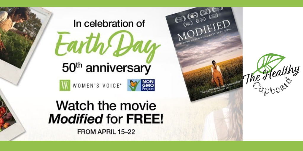 Stream Free! Award-winning documentary film 'Modified' in celebration of Earth Day's 50th Anniversary