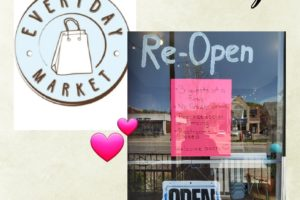 Announcing the Reopening of Everyday Market in Downtown Fonthill