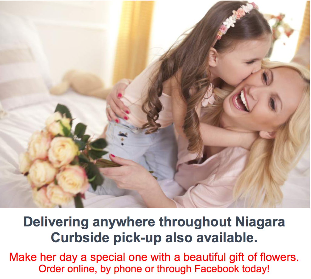 The Flower House – Pre-book your Mother's Day order today!