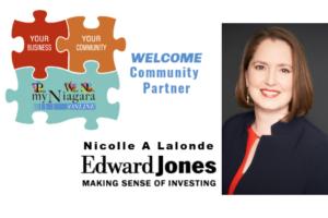 Welcome New myPelham Community Partner – Edward Jones Advisor: Nicolle Lalonde