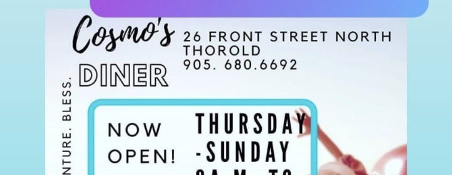 Cosmo's Diner Offers Extended Hours for Mother's Day
