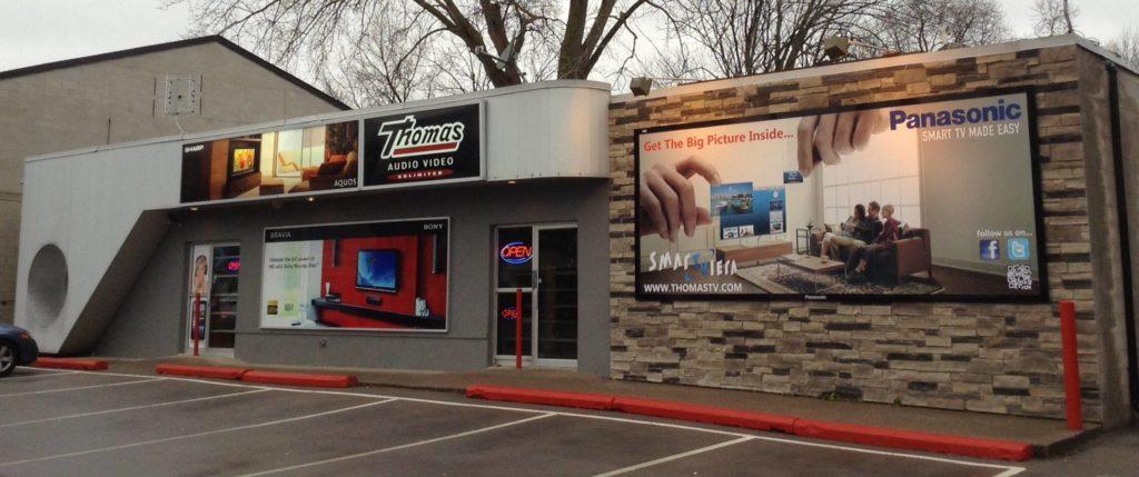 #OpenInNiagara! Thomas TV Welcomes Customers Back to Their Showroom