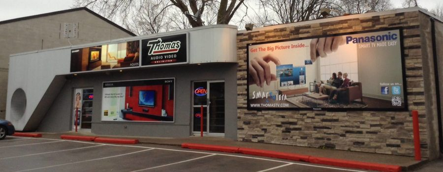 #OpenInNiagara! Thomas TV Welcomes Customers Back to Their Showroom