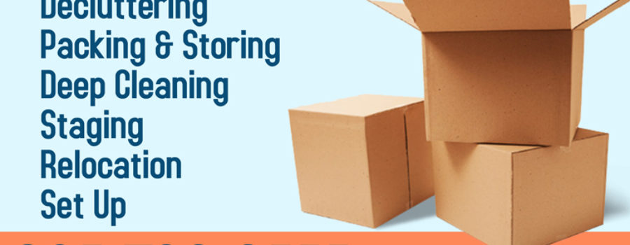 Home Staging, Downsize & Relocation