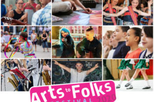 Calling All Artists! Arts to the Folks Festival