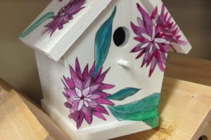 Bird houses are helping to build Habitat homes