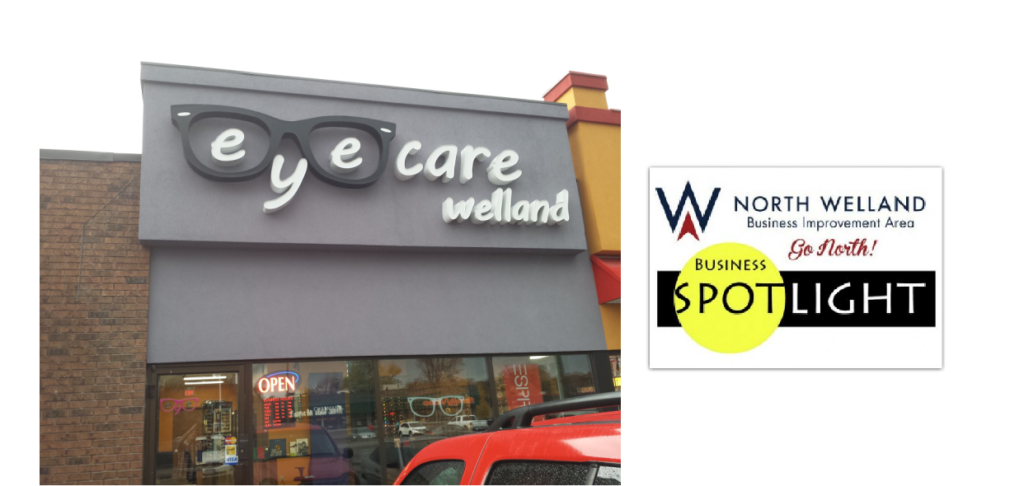 North Welland BIA Business Spotlight: Eye Care Welland