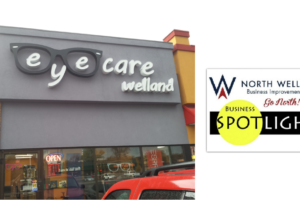 North Welland BIA Spotlight: Eye Care Welland