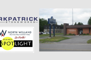 North Welland BIA Spotlight: Kirkpatrick Stoneworks