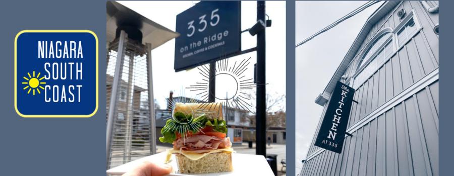On the Niagara South Coast: The Kitchen at 335 on the Ridge