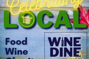 Wine, Dine, & Drive-Thru in support of Pathstone Foundation