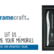Framecraft Ltd: This Week's Framing Inspiration! Olympic Torch