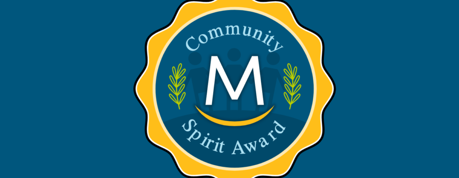 Nominate Someone Special for 2020 Meridian Community Spirit Award