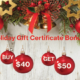 Holiday Gift Certificate Bonus at the ReStore!