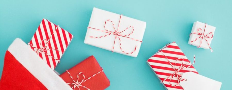 Gift giving that gives back