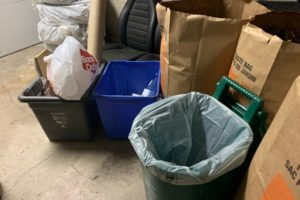 Niagara Region holiday changes in waste collection