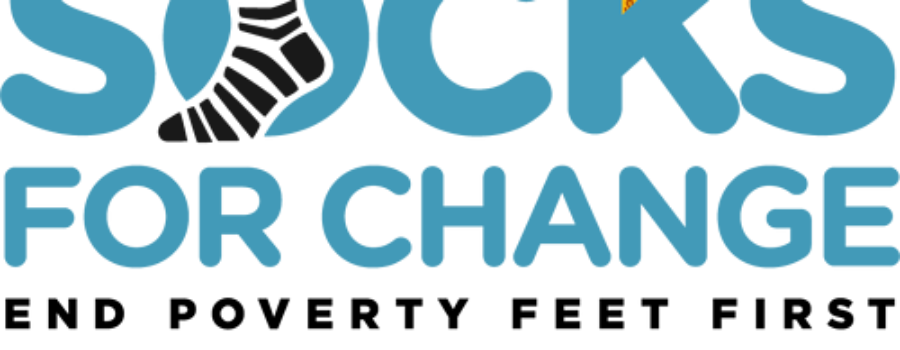 PenFinancial donates $20,000 to kick off this winter's ​Socks for Change​ Program