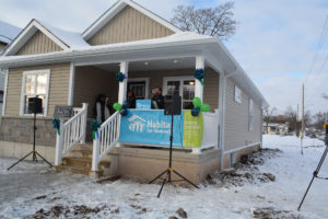 Habitat Niagara announces local funding supporting home building projects