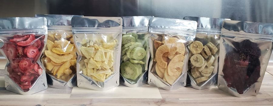 Niagara Locally Made: Windwick Farm Freeze Dried Experience