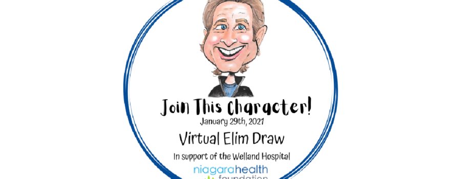 Get Your Tickets! Virtual Elim Draw in Support of the Welland Hospital
