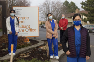Partnership creates living classroom and real-world experience for PSW students
